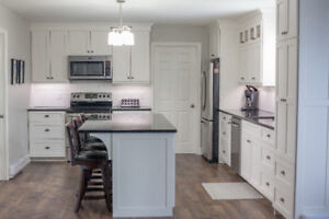 Kitchen makeover anyone can afford!