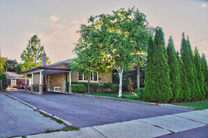 3 bedroom bungalow with additional 2 bedrooms in w/o basement.