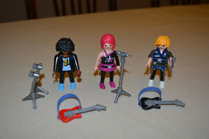 Playmobil #5605 Pop Stars Band