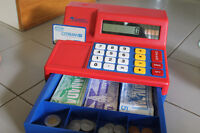 Solar Powered Play Calculator/Cash Register - Learning Resources