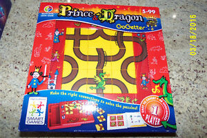 Prince & Dragon Go Getter Puzzle Game