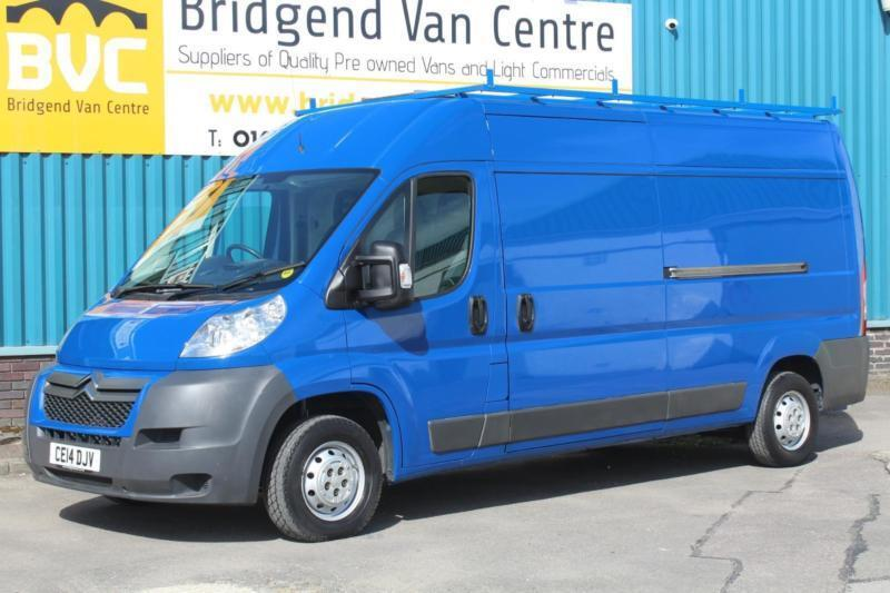 2014 CITROEN RELAY 35 L3H2 ENTERPRISE 2.2 HDI 130 BHP DIESEL 6 SPEED MANUAL VAN,