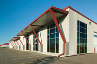 STEEL BUILDINGS FOR YOUR NEXT FACILITY