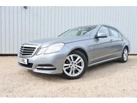 2012 12 MERCEDES-BENZ E CLASS 2.1 E220 CDI BLUEEFFICIENCY EXECUTIVE SE 4D AUTO 1