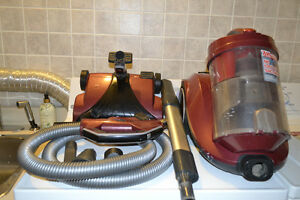 Vacuum canister cleaner Hoover