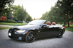 2008 BMW 3-Series Convertible-IMMACULATE