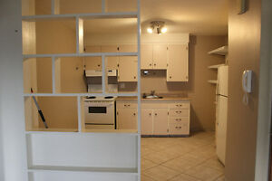 2 bedroom apartment in Central Moncton near UdeM, Oulton's, hosp