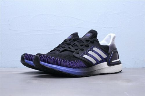 Adidas Running UltraBoost 20 Men Core Black Silver Metallic