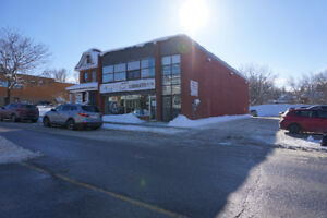 FOR LEASE-  Downtown Midland Commercial building.