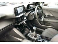 2020 Peugeot 2008 1.2 PureTech GT Line (s/s) 5dr Petrol grey Manual