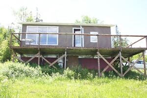 Cabin for sale on Kettle Pond in Hughes Brook