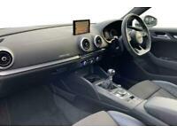 2017 Audi A3 S line 1.5 TFSI 150 PS 6-speed Hatchback Petrol Manual