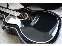 Martin Bellezza Nera Eric Clapton Guitar