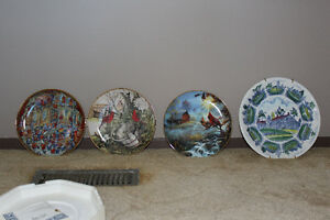 Norman Rockwell/Franklin Mint Plates