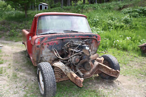 *Complete*  1966 Ford F-100