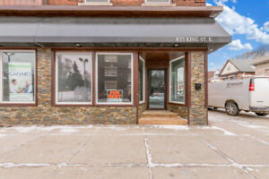 1000 Sq Ft Commercial space - Available NOW! King St. E & Holton