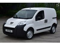 1.4 HDI S 5D 70 BHP SWB 5 DOOR DIESEL PANEL MANUAL VAN 2011