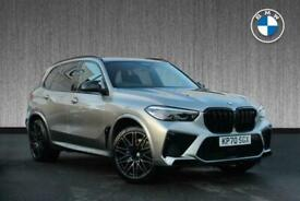 image for 2020 BMW X5 M X5 M Competition Auto Estate Petrol Automatic