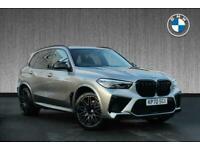 2020 BMW X5 M X5 M Competition Auto Estate Petrol Automatic
