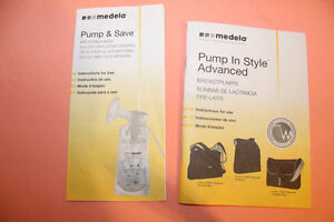 Medela Double Electric breast pump in Carrying purse Kitchener / Waterloo Kitchener Area image 10