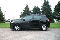 2013 Chevrolet Trax 1LT Crossover- ONE OWNER & JUST 54K!!