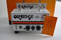 Tête d'amplificateur Orange Micro terror (MT20) 20 watts.