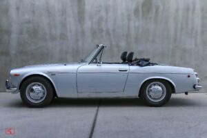 1969 Datsun 1600 SPL311 Fairlady Roadster Convertible