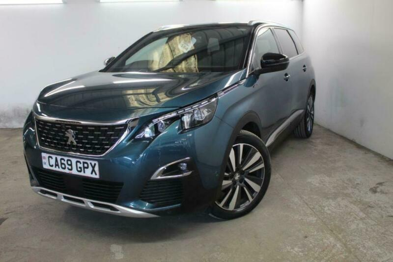2020 Peugeot 5008 1.5 BlueHDi GT Line Premium 5dr EAT8 Estate Auto Estate Diesel