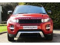 2012 Land Rover Range Rover Evoque 2.2 SD4 Dynamic AWD 5dr