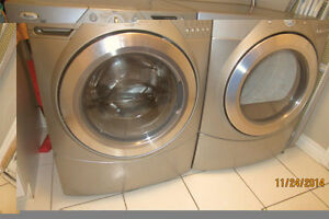 Whirlpool Duet - Pair of washer and dryer