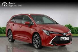 image for 2020 Toyota Corolla 2.0 VVT-i Excel Hybrid Auto Estate P/Electric Automatic