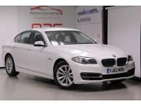 2013 63 BMW 5 SERIES 2.0 518D SE 4D 141 BHP DIESEL FULLY LOADED STUNNING EXAMPLE