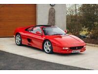 1996 Ferrari F355 GTS 3.5 Manual
