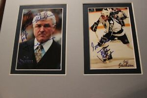 PAT QUINN & JEFF JACKSON Signed Photos(VIEW OTHERS ADS) Kitchener / Waterloo Kitchener Area image 6
