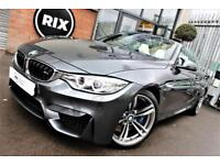 2016 16 BMW 4 SERIES 3.0 M4 2D AUTO 426 BHP-SILVERSTONE EXTENDED MERINO LEATHER
