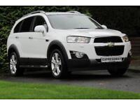 2012 Chevrolet Captiva 2.2 VCDi LTZ 4X4 5dr