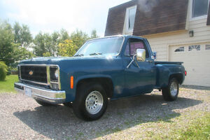 79 GM chevy pick up
