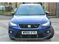 2018 SEAT Arona 1.0 TSI FR DSG (s/s) 5dr SUV Petrol Automatic
