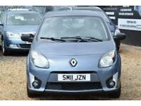 2011 Renault Twingo 1.1 EXPRESSION 3d 75 BHP + FREE DELIVERY + FREE 3 MONTHS WAR