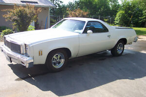 FOR SALE 1976 ELCAMINO SS