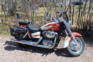 Moto Honda Shadow VT750 1999