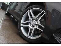 2014 64 MERCEDES-BENZ E-CLASS 2.1 E220 CDI AMG SPORT 2D AUTO 170 BHP DIESEL