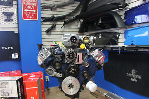 5.4 Engine WITH Whipple Supercharger