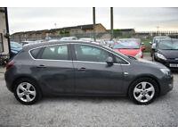 Vauxhall Astra 2.0CDTi 16v ( 165ps ) ecoFLEX ( s/s ) 2012.5MY SRi 5 DOOR+GREY+