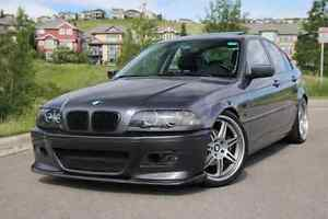 2001 BMW 325i - 5 speed manual
