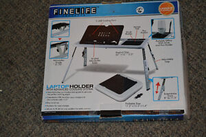 LAPTOP HOLDER - with Cooling Advanced System - $15 firm Windsor Region Ontario image 3
