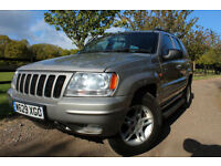 Jeep Grand Cherokee 4.7 V8 auto Limited