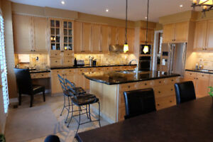 Used Granite countertop and granite island top