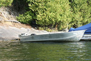 Want to Buy – 14' Aluminum with 15, 20 or 25 hp