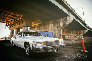 1978 Cadillac DeVille Coupe Coupe (2 door)